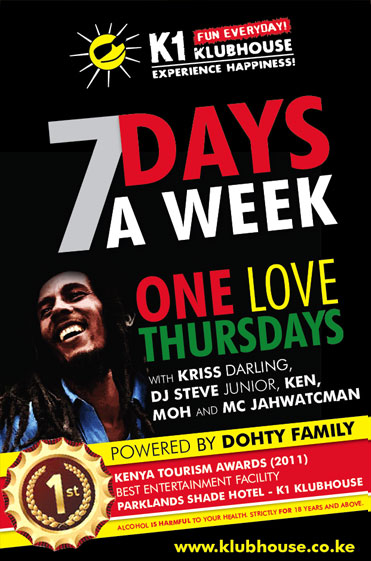 one love thursdays