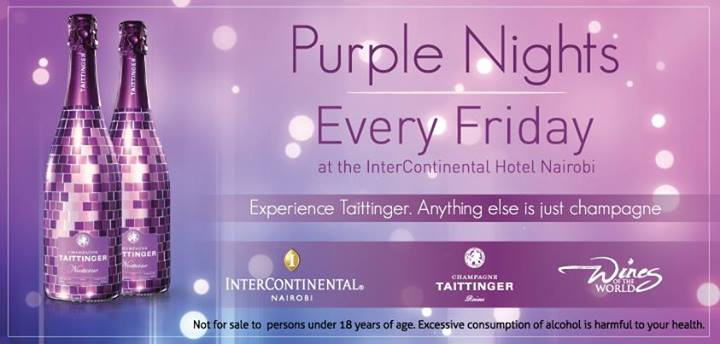 purple nights intercontinental hotels