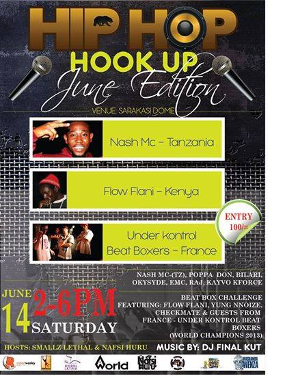 hook up hang out