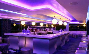 Level 8 CIROC BAR at Best Western Premier
