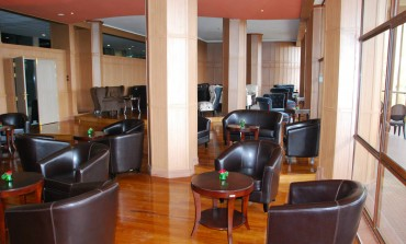 Ruby Lounge at The Panari Hotel
