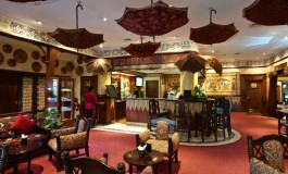 The Aksum Bar at Serena Nairobi