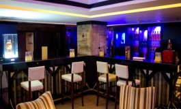 The Safari Bar at Intercontinental Hotel Nairobi