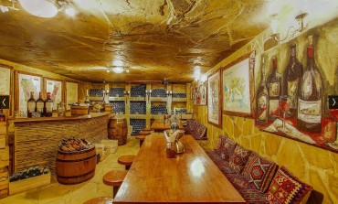 Winecellar at Fairview Hotel