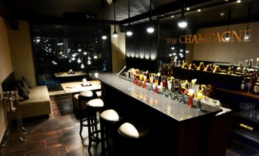 The Champagne Bar at Sankara