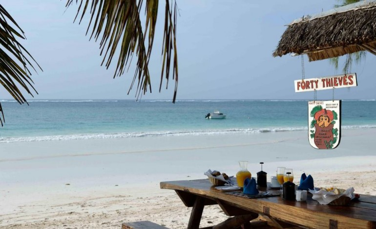 Forty Thieves Beach Bar
