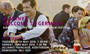 "Film Screening: ""Almanya - Welcome to Germany"" at the 25th European Film Festival"