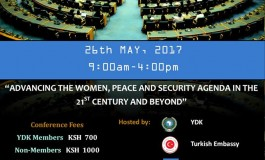 The 2nd Annual Young Diplomats of Kenya Conference