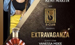Remy Martin Extravaganza with Vanessa Mdee