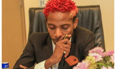 Eric Omondi issues heartfelt apology after he was seen completely naked with children