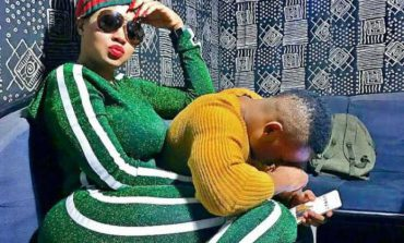 Vera Sidika And Otile Brown,Newest Couple In Town?