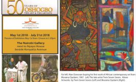 50 years of Oshogbo: The Art and the Artists