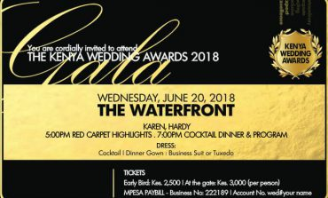 Kenya Wedding Awards 2018