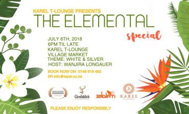 The Elemental Special at Karel T Lounge