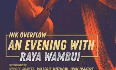 Ink Overflow : An Evening With Raya Wambui