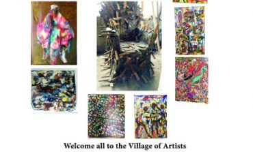 Exhibition: Ngecha and Beyond – Welcome to the Village of Artists