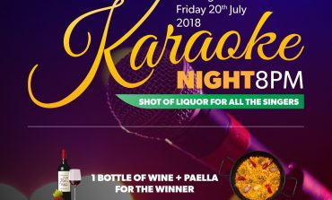 Karaoke Night @ La Rioja Tavern