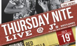 Thursday Nite Live ft. Red Acapella