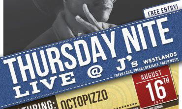 Thursday Night Live @J's Featuring King Octopizzo