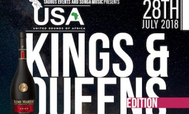 United Sounds of Africa Concert (USA)- Kings & Queens Edition.