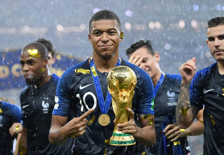 Kylian Mbappe Donates His World Cup Earnings To Charity