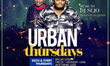 Urban Thursdays At Persia Lounge TRM