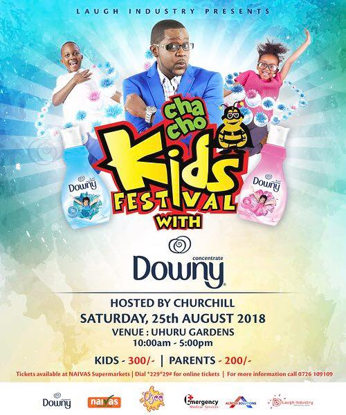 Chacho Kids Festival