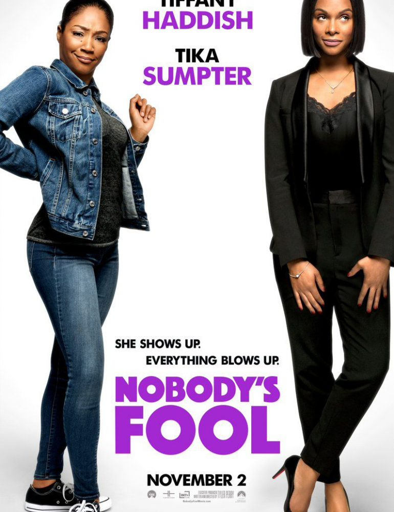"""Look out for """"Nobody's Fool"""" by Tiffany Haddish and Tika Sumpter To Be Released on November this year"""