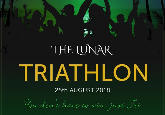 The Lunar Triathlon