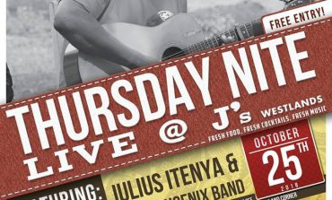 Thurday Night Live Featuring Julius Itenya and Super Phoenix Band