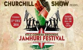 Churchill Show Jamhuri Edition