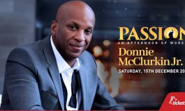 A Worship Experience: Donnie McClurkin Jr