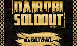 Nairobi Sold Out Concert