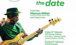 Safaricom Jazz International Festival Featuring Marcus Miller