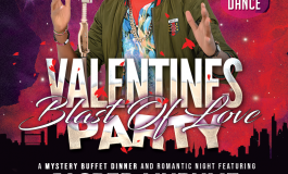 Valentine Blast Of Love Party Featuring Jasper Murume