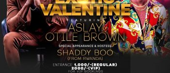 Valentines Day Party Featuring Aslay And Otile Brown