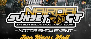 Here Is An Event For Four Wheeled Junkies,Sunset GT