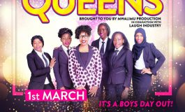 "Win Tickets To The Biggest Comedy Show ""Comedy Queens"" Featuring Teacher Wanjiku And Others"