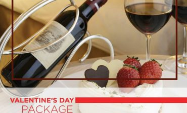 Valentine's Day Dinner at DoubleTree by Hilton