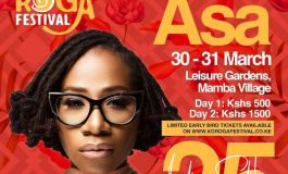 Nigerian Singer Asa to headline the 25th Koroga Festival