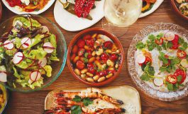 Spanish Cuisine At Tapas Ceviche Bar
