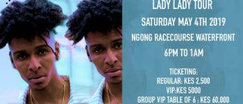 Lady Lady World Tour To Nairobi