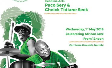 Ready for Safaricom International Jazz Day?