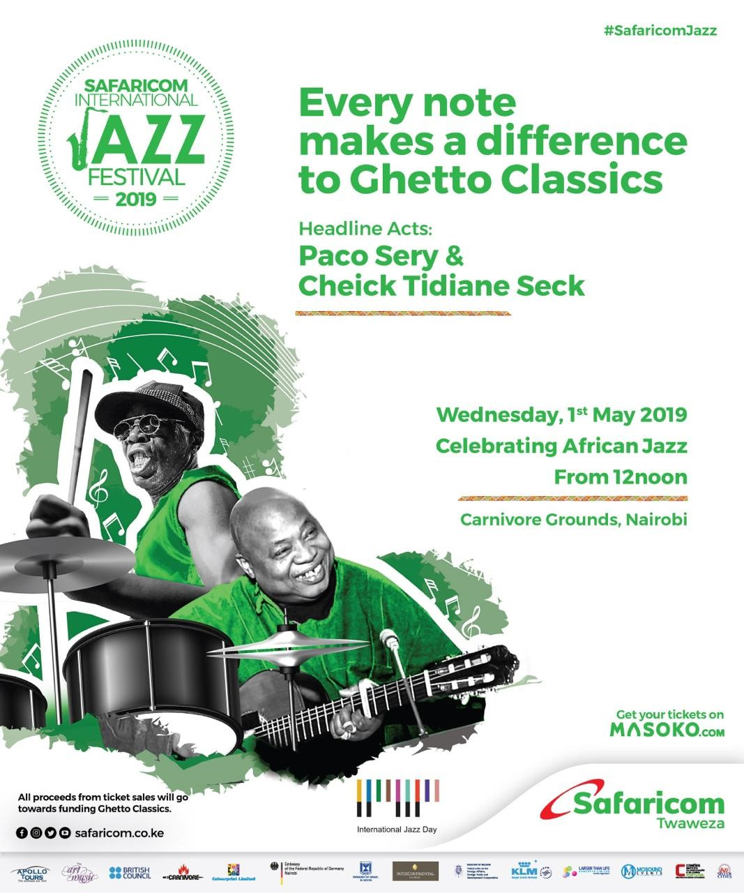 Sfaricom jazz poster 1st may