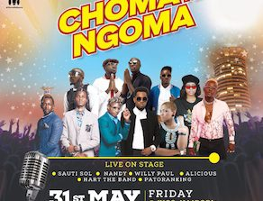 Ready For Choma Na Ngoma Festival This May?