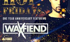 Alchemist Hip-Hop Fridays One Year Anniversary