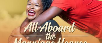 "Watch the play,""All Aboard the Marriage Hearse"""