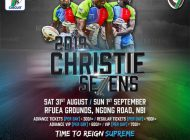 Are You Ready For The Christie Sevens Set For 31st August?