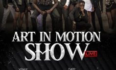 Art In Motion Show festival on 15th of August 2019