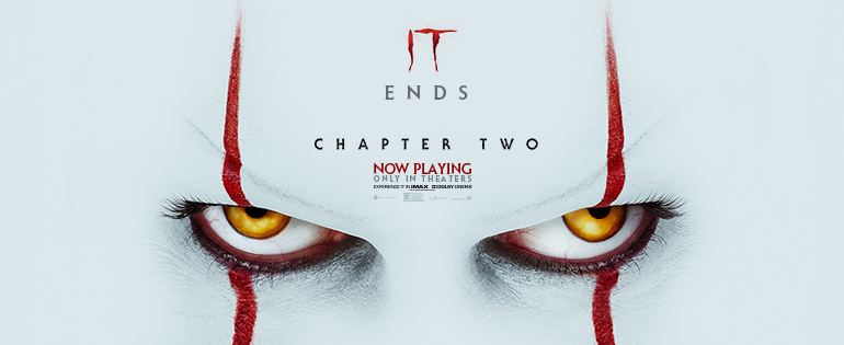 """Here Is a Movie for Horror movies Junkies """"IT ENDS CHAPTER TWO"""""""